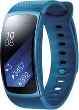 Relojes inteligentes azules Samsung con 4 GB de almacenamiento