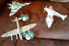Lancaster Plane Miniature Clock plus 2
