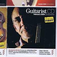 MARTIN TAYLOR / DAVID GILMOUR Guitarist CD GIT312 2009
