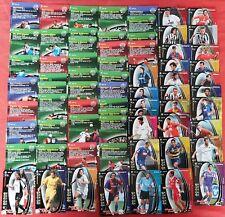 LOTTO 70  CARD FIGURINE tüte packet CALCIO 2001/2002 INTER JUVENTUS MILAN ROMA