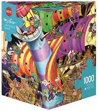 ROBERT J. CRISP - LIGHTHOUSE CRASH - Heye Puzzle 29572 - 1000 Pcs.