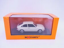 67100 | Maxichamps 940120101 Alfa Romeo Alfasud 1972 weiß 1:43 NEU OVP