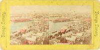 Italia Venezia, Foto Stereo Vintage Albumina PL62L5