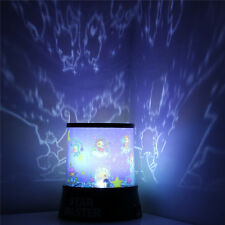 Kids Bedroom Night Starry Projector Lamp Master Sky Star LED Light Romantic Gift Constellation