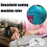 Free Motion Quilting Template With Quilting Frame For Domestic Machine