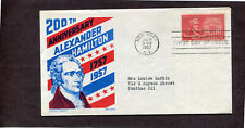 U.S: 1st day Ken Boll Cover - #1086 - XF/S - addressed.