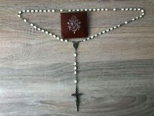 POPE BENEDICT XVI BLESSED GIFT ROSARY VATICAN RARE!