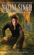 Slave to Sensation Psy-Changelings, Book 1