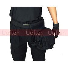 Multil-purpose Useful SWAT Drop Leg Utility Waist Pouch Carrier Belt Bag