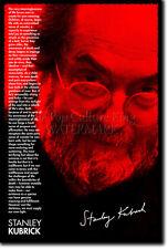 Stanley Kubrick Photo Art Imprimé Poster cite