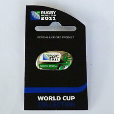 Rugby World Cup RWC 2011 South Africa Country Pin