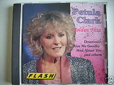 PETULA CLARK GOLDEN HITS DOWNTOWN MAD ABOUT YOU CD 7155