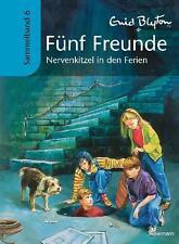 Nervenkitzel in den Ferien / Fünf Freunde Sammelbände Bd.6 von Enid Blyton (2010, Gebundene Ausgabe)