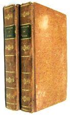 1825 Histoire De Napoleon (History) 2 Volumes. by Philippe Paul, comte de Ségur