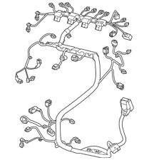 🔥 NEW Genuine Audi Engine Harness 06K972627DH