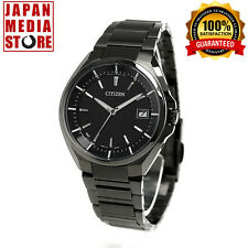 Citizen Attesa CB3015-53E Eco-Drive Atomic Radio Watch 100% Genuine from JAPAN