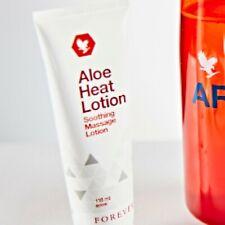 *Forever Living Aloe Vera Heat Gel  -Great for Muscle/Body/Nerve Pain 118ml  UK*
