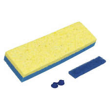 "QUICKIE 442ZQK Sponge Wet Mop Kit,8-45/64""W x 3""D"