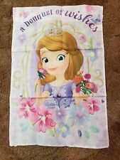 NEW - Disney Sofia The First - Indoor/Outdoor Yard/Garden Flag