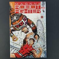 Magnus Robot Fighter # 5 Flip Book Rai # 1 1st Appearance Rai Valiant Comic M2