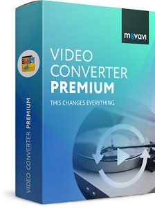 Movavi Video Converter 21.1.0 Premium. 180 + formats, including HD