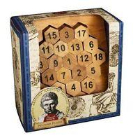 Aristotle's Number Puzzle: Professor Puzzle Great Minds Wooden Puzzle