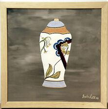 """""""couleurs historiques: Aubusson brown"""" vase. un original par john fielder Lee"""
