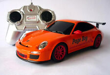 Wedding Day Gift Personalised Page Boy Name 1/24 RADIO CONTROL PORSCHE Car Toy