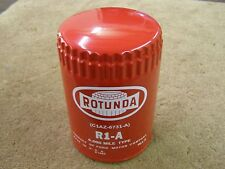 Repro Ford Rotunda Oil Filter - 1960's Fairlane Galaxie Thunderbird Mustang 1964