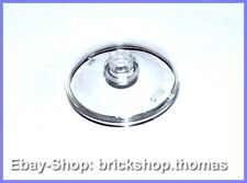 Lego Radar Satschüssel - 43898 - Dish 3 x 3 Inverted Trans-Clear - NEU / NEW