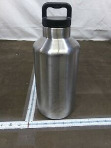 Ozark Trail 64oz Double Wall Vacuum Sealed Stainless Steel Water Bottle