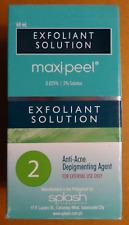 1 Maxi-Peel Exfoliant #2 Anti-Acne Depigmenting Exfoliant Solution