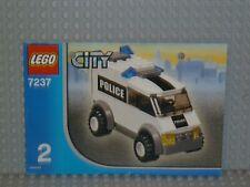 LEGO® City Bauanleitung 7237 Police Station Heft 2 gelocht instruction B200