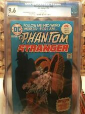 Phantom Stranger #37 CGC 9.6 White pages