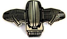 MOTORRAD Pin / Pins - BMW BOXER MOTOR schwarz/silber