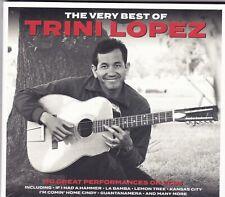 Trini Lopez : Very best of - 2CD