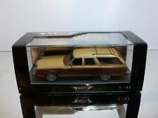 NEO MODELS 44111 CHRYSLER TOWN & COUNTRY - BROWN + WOOD 1:43 - EXCELLENT IN BOX