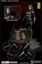 Sideshow GI Joe Baroness Sixth Scale Figure 1/6 New Sideshow Exclusive