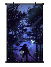 "Hot Japan Anime Legend of Zelda Home Decor Poster Wall Scroll 8""x12"" P254"