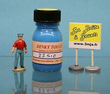 22510 - Peinture Dinky Touch bleu france pour Talbot Lago  Dinky Toys 23H