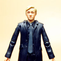 TOMY Harry Potter Deathly Hallows  Draco Malfoy ACTION FIGURE face lost color
