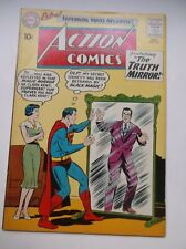 DC: ACTION COMICS #269, 1ST JERRO/SUPERGIRL 1ST ROMANCE BACKUP STORY, 1960, FN+!