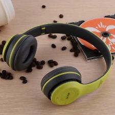 Bluetooth Wireless Foldable Stereo Headphones With Microphone Over Ear Phone  US