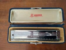 Harmonica hohner the 64 chromonica