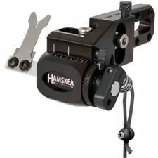 Hamskea Archery Compound Bow Arrow Launcher Rest All Drop Away Right Hand Black