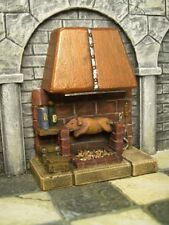 Kitchen Fireplace Thomarillion Unpainted Resin Dwarven Forge D&D