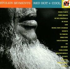 Stolen Moments-Red Hot + Cool (1994) Digable Planets, Herbie Hancock, [CD DOPPIO]