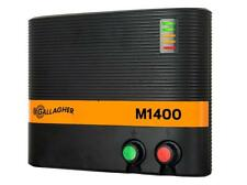 55km M1400 MAINS Powered Electric Fence ENERGISER Gallagher Farm Fence Wire 240v