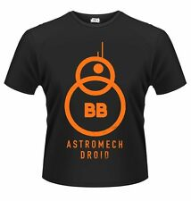 Star Wars The Force Awakens BB-8 T-Shirt Unisex Taille / Size S PHM
