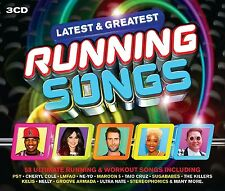 Running Songs 3 CD NEW Psy/Kayne West/Nelly/LMFAO/+